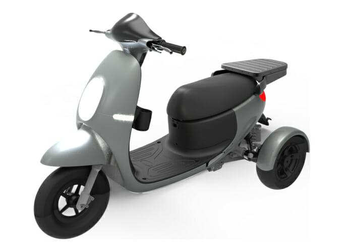 ZAU ES-3000灰色