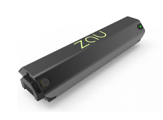 ZAU EBIKE鋰電池